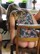 Ass Pics: StMackenzies on January11 Candice Collyer and Cat O-Connell and Naomi Raine