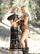 Fantasy Babes: WoW nude shymin knights of lesbian love