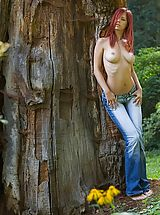 Outdoor Babes: Ariel - Love Affair