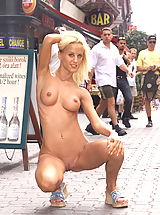Pink Pussy, cynthia 01 public nudity shaved pussy