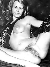 Vintage Babes: Blast from the Past Antique XXX