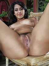 Big Vagina, Photo Set No. 1314 Sophia Leone unveils her sizeable boobies and spreads her god given cunt