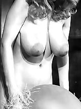 Delicious Exposed Bodies of Girls from the Retro 1960-1970 Era of Puffy Nipples Furry Armpits and Unshaven Pussies