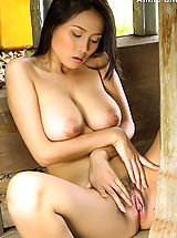 Asian Babes: Asian Women annie chui 06 farmers daughter forest hugetits