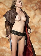 Fantasy Babes: WoW nude star lown ranger pussy