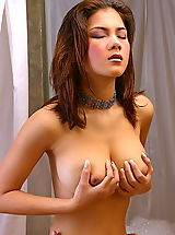 Asian Women asian sex natalia 37 bigtits big labia lips