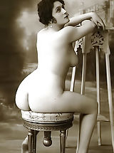 Vintage Pussy: Blast from the Past Antique XXX
