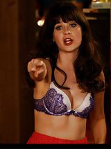 Celebrity Babes: Zooey Deschanel