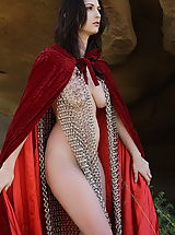 Fantasy Babes: WoW nude carlotta perfect knight