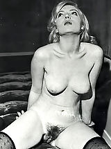 This Gallery Has Vintage Photos of 60s and 70s Where You Can Compare What is More Hot Hairy Pussy or Shaven Cunt