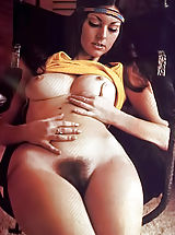Vintage Pussy: Forefathers Naked Girls