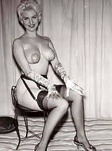Vintage Babes: Blast from the Past Bitches