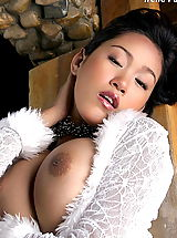 Hottest Babe, Asian Women irene fah a4y 03 bigtits hanging lingerie
