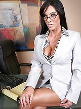 Large Breasts Employer, Company Policy