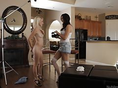 Hottie, 21333 - Nubiles-Casting - Holly Michaels Cast Stacey Kiss Ep1