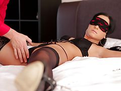 Clitoris, 25619 - Nubile Films - Tie Me Up