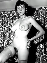 Vintage Babes: Antique Sex