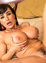 Hairy Babes: Lisa Ann
