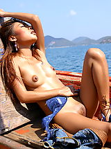 Naked Babes, Asian Women kathy ramos 12 bikini beach big nipples vagina