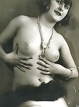 Vintage Pussy: Old Fashioned Sex