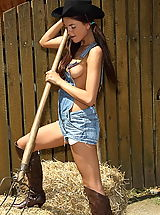 Jeans Babes: anastasia 02 cowgirl wet tshirt big pussy pics