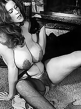 Hard Nipple Babes: Blast from the Past Erotica