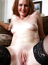 cunt, Camille_johnson - Cock hungry mommy teases her tight shaved twat until she cums