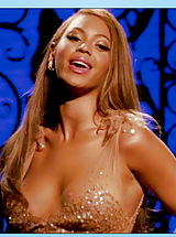 Celebrity Babes: Beyoncé Knowles